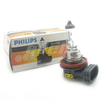 "Лампа ""PHILIPS"" 12v H8 35W (PGJ19-1) кор."